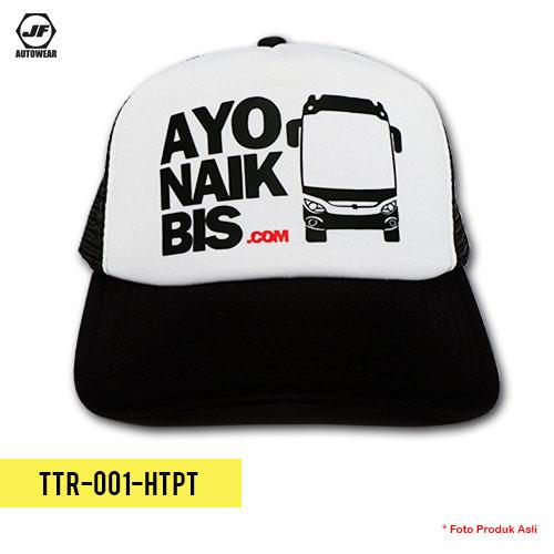 Trucker Hat Ayo Naik Bis