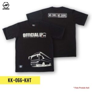 Kaos Official Ayo Naik Bis Legacy