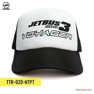 voyager, bis, trucker hat voyager