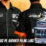 Inilah Kemeja Dan Kaos PO Haryanto Paling Laris
