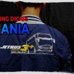 Jaket Jetbus Dan Legacy Pilihan Bismania Terbaru