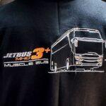 Kaos Polo Jetbus 3+ MHD Terbaru Desain Keren