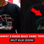 Giveaway Kaos Bismania JF Autowear