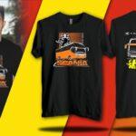 Kaos Scania K Series & Kaos Haryanto