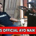 Kaos Official Ayo Naik Bis Dukung Transportasi & Pariwisata