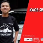 Kaos Sinar Jaya JF Autowear